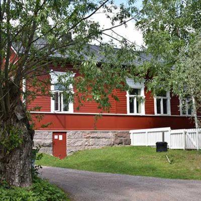 Byahemintie 71 - Byahemsvägen 71